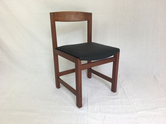 vintage teak chairs set of 6 for sale at pamono