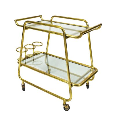 Art Deco Bar Cart 1930s 2