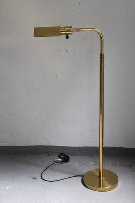 Vintage Floor Lamp By George Hansen For Metalarte 1960s