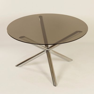 tripod dining table by roche bobois 1960s 2