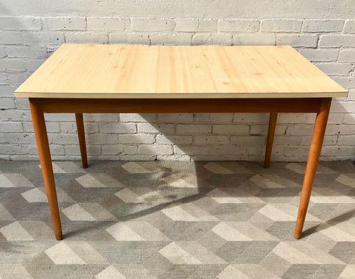 Table De Salle A Manger Ou Bureau Vintage En Formica En Vente Sur Pamono