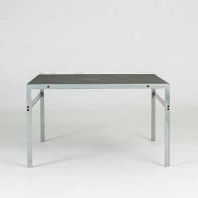 Coffee Table By Preben Fabricius Jørgen Kastholm For Bo Ex 1960s