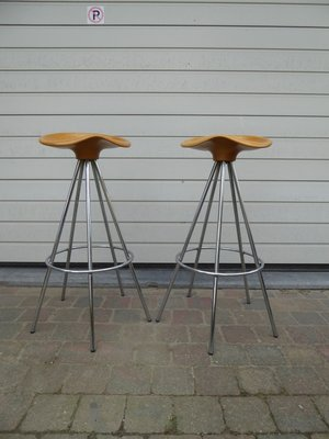 Strange Jamaica Bar Stools By Pepe Cortes For Knoll Inc 1980S Set Of 2 Gamerscity Chair Design For Home Gamerscityorg