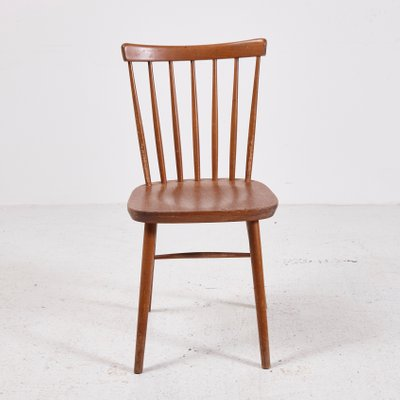 Vintage Wooden Chairs >> Vintage Wooden Chair 1970s For Sale At Pamono