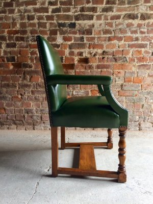 Antique Armchairs By Howard U0026 Sons, Set Of 11 10