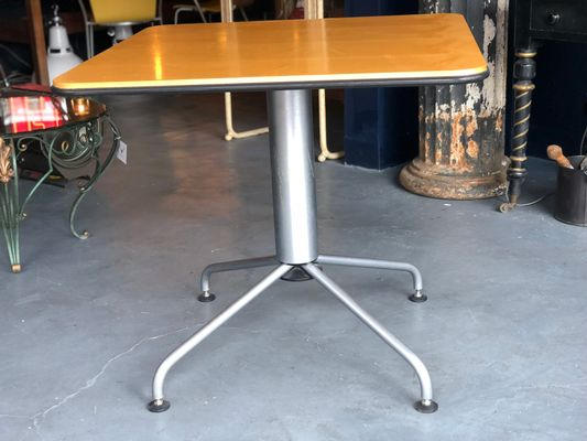 Bistro Table 4 Chairs By Vico Magistretti For Fritz Hansen