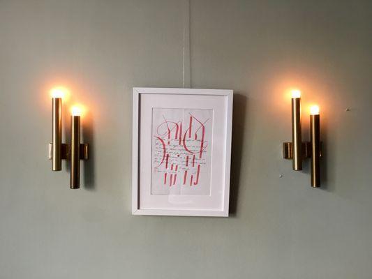 Plafoniere Da Parete : Lampade da parete di stilnovo set 2 in vendita su pamono