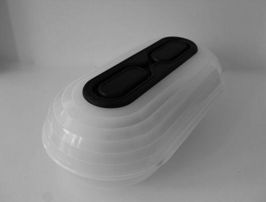 Applique bianca e nera di arteluce italia in vendita su pamono