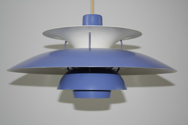 Vintage Ph 5 Hanging Lamp By Poul Henningsen