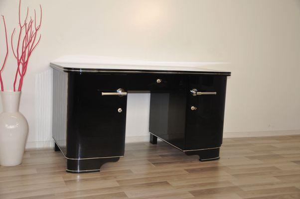 Deco Bureau Noir : Design interieur decoration bureau blanc noir suspension meubles