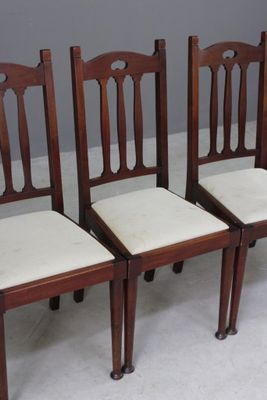 Attrayant Antique Dining Chairs, Set Of 6 8
