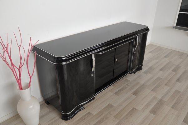 Credenza Bassa Con Cassetti : Credenza bassa con cassetto grande anni 30 in vendita su pamono