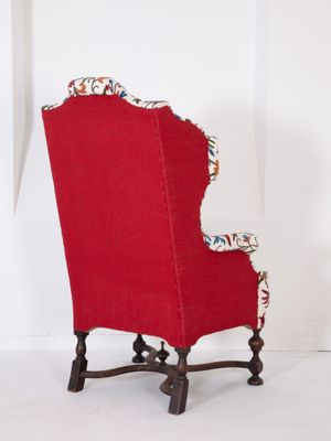 Antique Lounge Chair 4