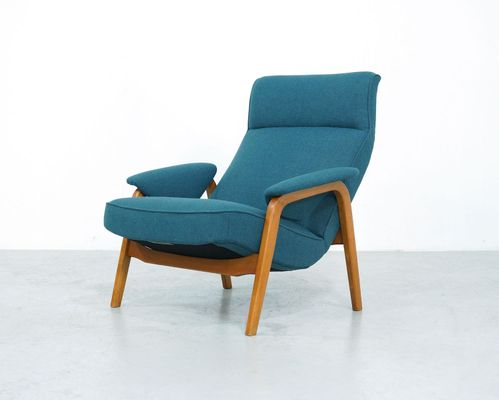 Mod.137 Lounge Chair By Theo Ruth For Artifort, 1950s 1