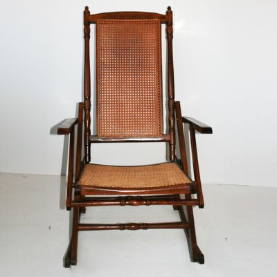 Vintage Rocking Chair For Sale At Pamono