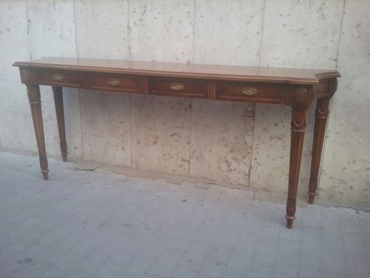 Antique Console Table From Caltagirone 2