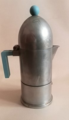 look out for designer fashion buying new La Cupola Coffee Maker by Aldo Rossi for Alessi, 1988
