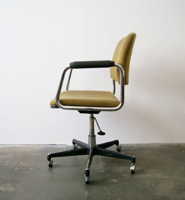 Mid-Century Architect Desk Chair 2 & Mid-Century Architect Desk Chair for sale at Pamono