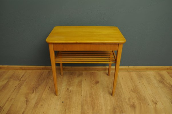 Small Mid Century Danish Side Table