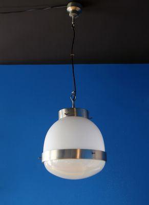 Lampe A Suspension Delta Grande Par Sergio Mazza Pour Artemide