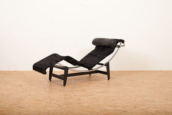 LC4 Chaise Lounge By Le Corbusier Charlotte Perriand For Wohnbedarf