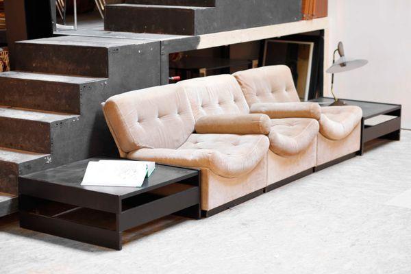Vintage Danish Cubus Sofa System By R. Thygesen U0026 J. Sørensen For Mogens  Kold
