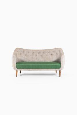 Vintage Bo64 Sofa By Finn Juhl For Bovirke 1