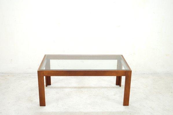 Bon German Beech U0026 Glass Coffee Table