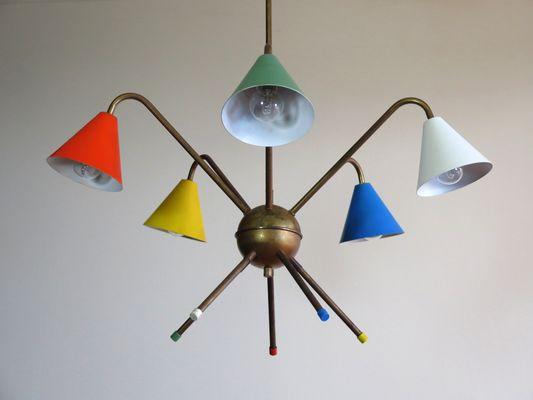 5 luminaires