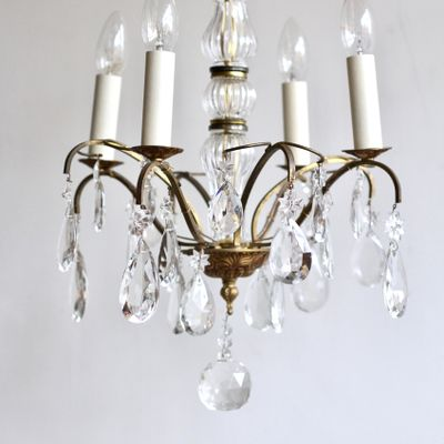 Vintage french chandelier for sale at pamono vintage french chandelier 3 aloadofball Gallery