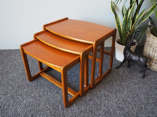 Mid Century Nesting Tables From G Plan 1