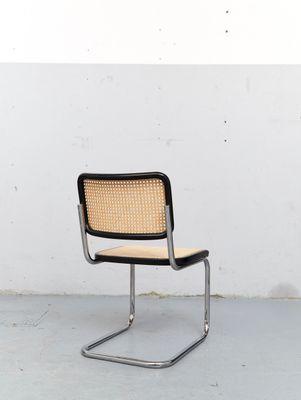 Schon Vintage Bauhaus S32 Freischwinger Von Marcel Breuer Für Thonet, 6er Set 4