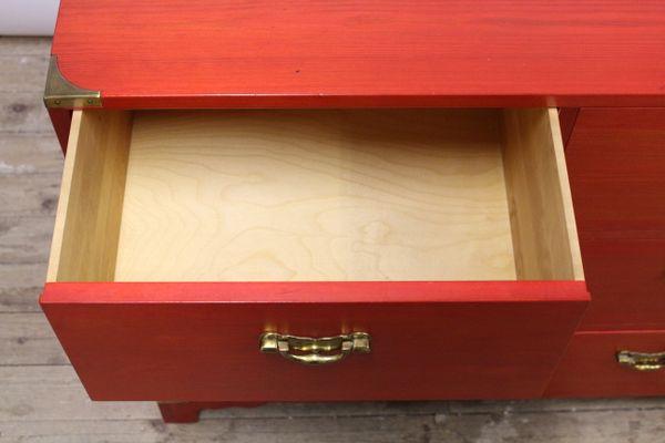 Cassettiera vintage di nordiska kompaniet in vendita su pamono