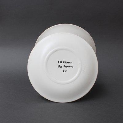 Assiettes Décoratives par Roger Capron, 1950s, Set de 4 en vente sur ...