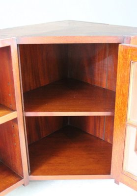 Vintage Library Wall Unit With Cupboard From Liberty