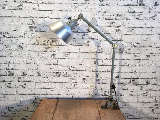 Applique Murale Ou Lampe De Bureau Vintage Par Curt Fischer Pour