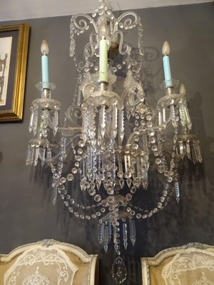 Large Vintage Wall Sconce For At