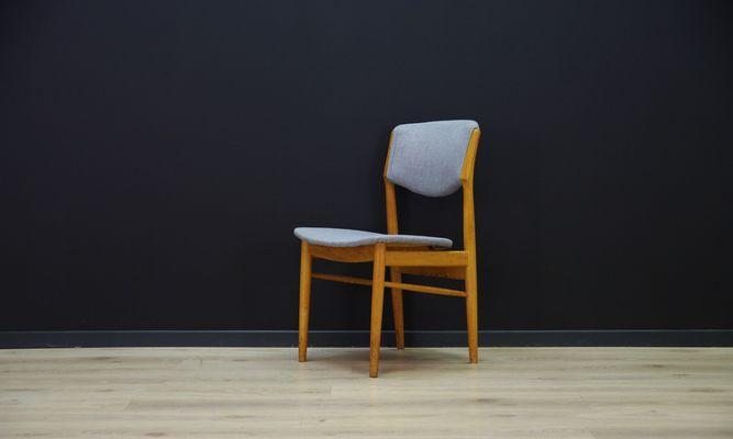 Scandinavian Dining Chairs 1960s Set of 4 1 & Scandinavian Dining Chairs 1960s Set of 4 for sale at Pamono