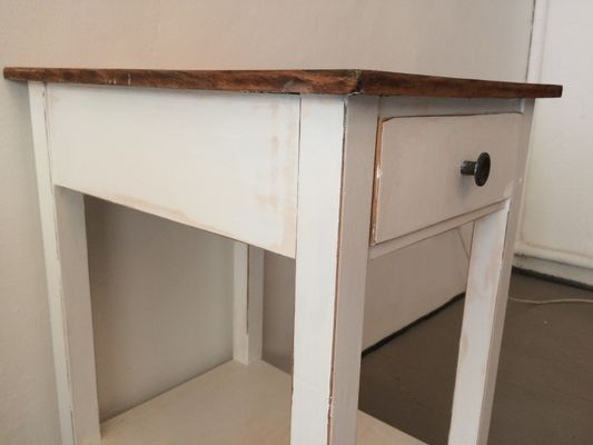 Antique Side Table 8
