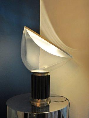 Taccia table lamp by castiglioni brothers for flos 1960s for sale taccia table lamp by castiglioni brothers for flos 1960s 2 aloadofball Images