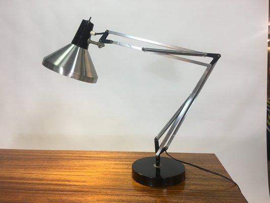 Lampada da scrivania vintage da architetto in vendita su pamono