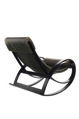 Sedie A Dondolo Torino.Sedia A Dondolo Sgarsul Di Gae Aulenti Per Poltronova 1962