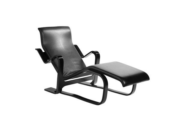 Deutscher Vintage Sessel Von Marcel Breuer 1950er 1
