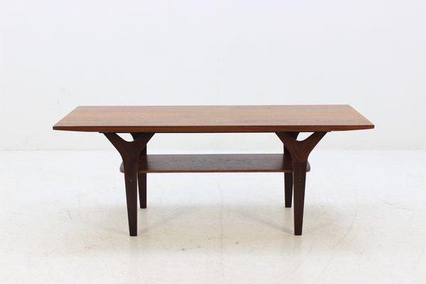 Danish Teak Coffee Table 1960s 1