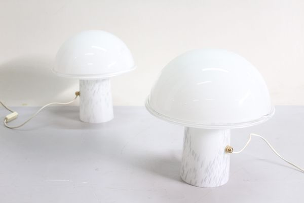 Murano glass table lamp 1970s set of 2 for sale at pamono murano glass table lamp 1970s set of 2 1 aloadofball Gallery