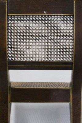 Wondrous Mid Century Egyptian Revival Klismos Chair 1950S Set Of 2 Short Links Chair Design For Home Short Linksinfo