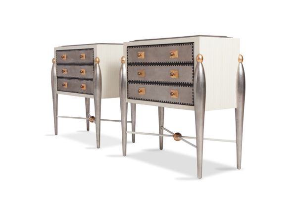 Vintage Hollywood Regency Drawer Cabinet 3