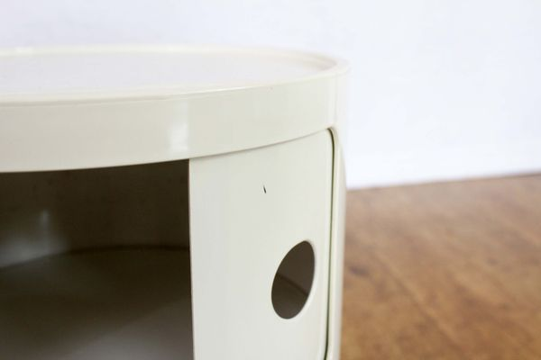 Bedside Table By Anna Castelli For Kartell, 1969 3