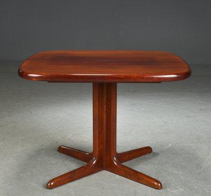 Extendable Mahogany Dining Table From Skovby 1970s 1