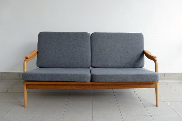 Vintage Danish Sofa 1960s 1